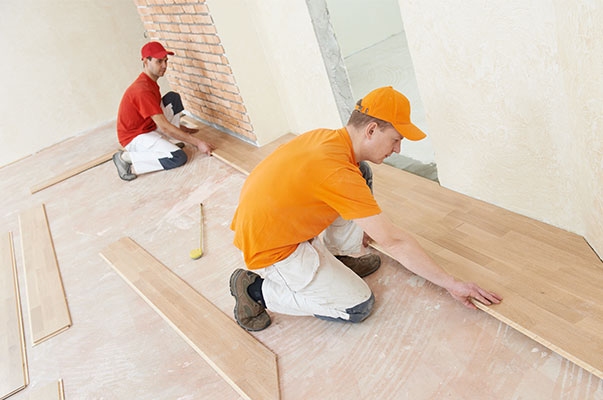 Flooring Services London Property Management
