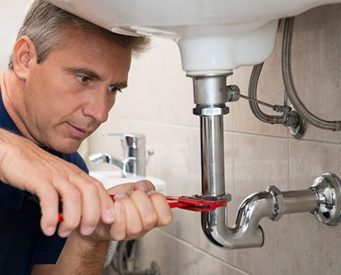 Plumbing Services London Property Management